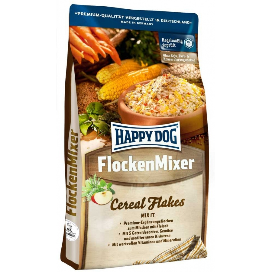 Flocken Mixer Cereal Flakes (Mezcla de copos de Cereales)