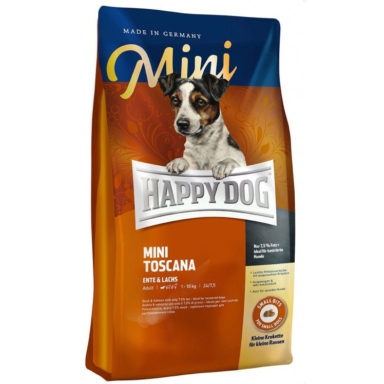 HAPPY DOG Mini Toscana