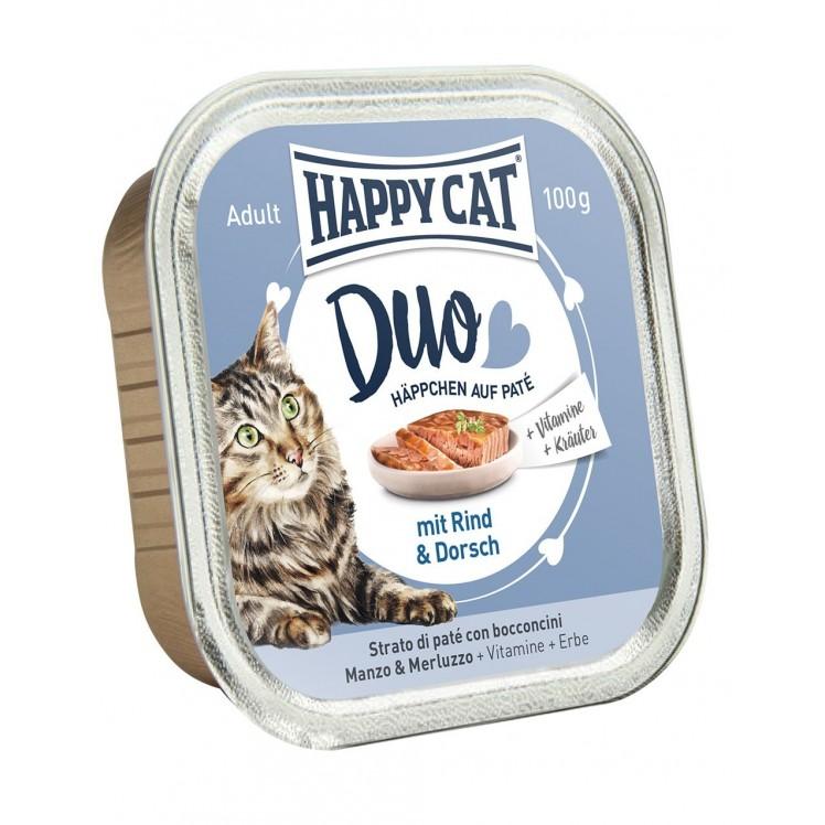 Happy Cat Duo Rind&Dorsch...