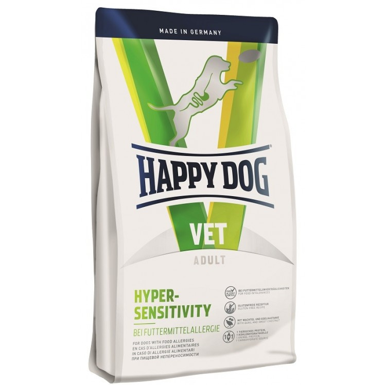 Happy Dog VET Diet Hypersensitivity
