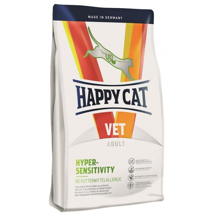 Happy Cat VET Diet Hypersensitivity