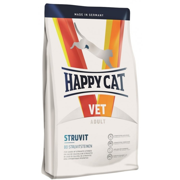 Happy Cat VET Diet Struvit