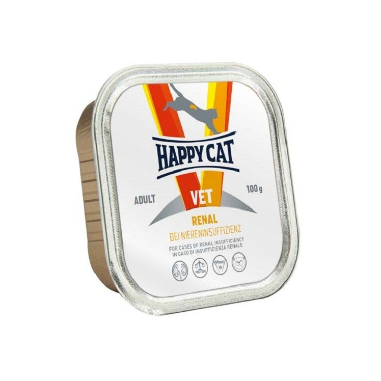 Happy Cat VET Diet Renal (húmedo)