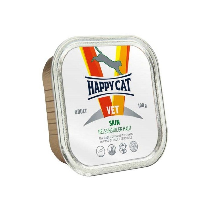 Happy Cat VET Diet Skin (húimedo)