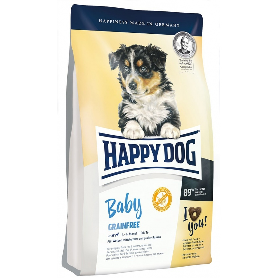 Happy Dog Baby Grainfree (Heart)