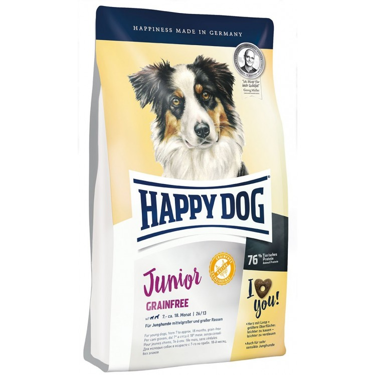 Happy Dog Junior Grainfree (Heart)