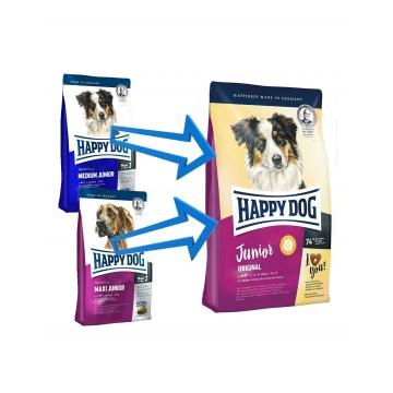 Happy Dog Junior Original (Heart)