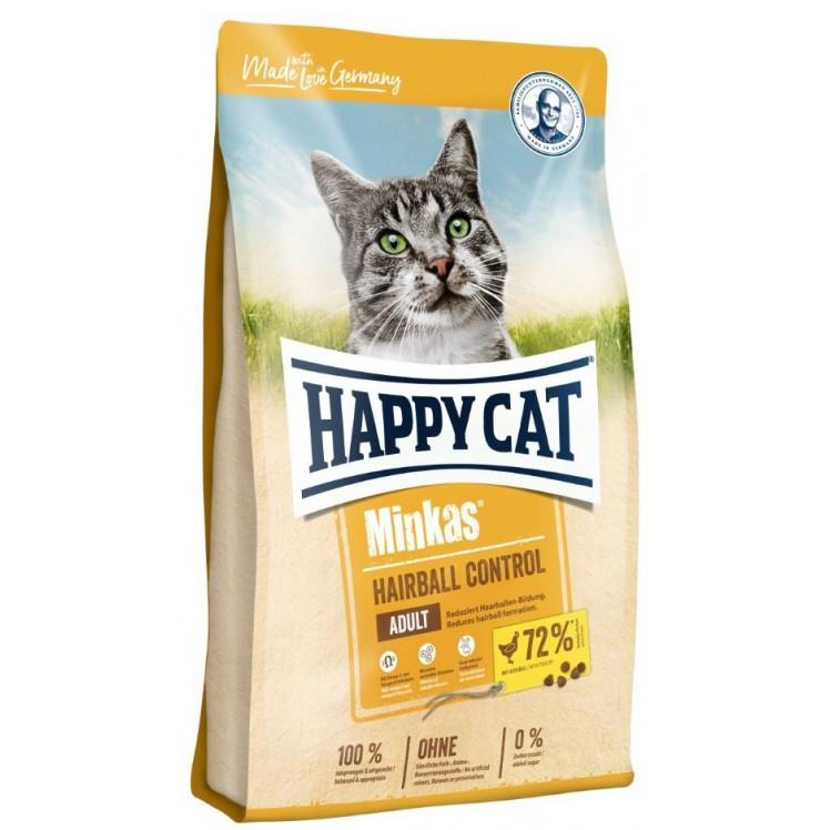 HAPPY CAT Minkas Hairball...