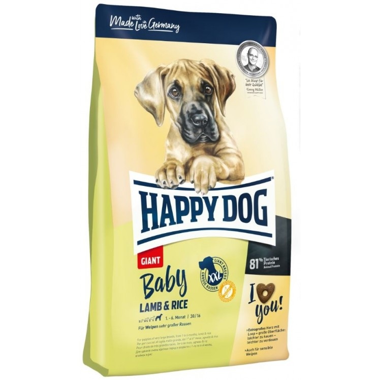 HAPPY DOG Baby Giant Lamb &...