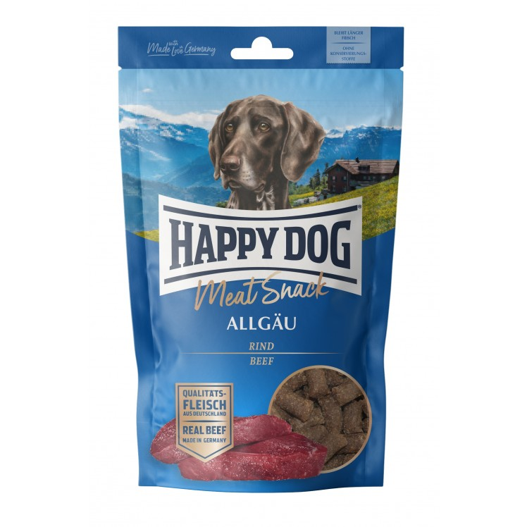 HAPPY DOG SNACK MEAT BEEF...