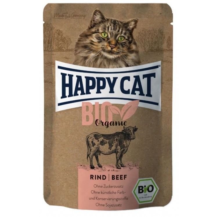 Happy Cat Pouch Bio Rind
