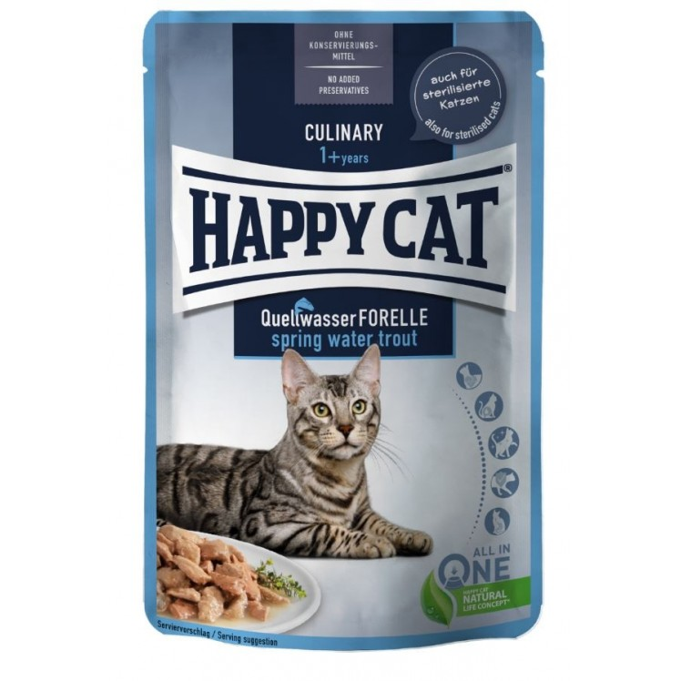 HAPPY CAT POUCH CULINARY...
