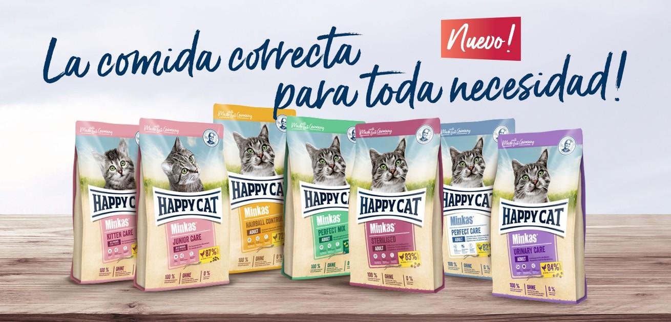 Alimento HappyCat