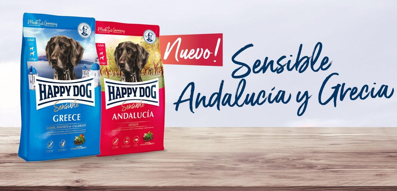 Nuevo Sensible Andalucía y Grecia